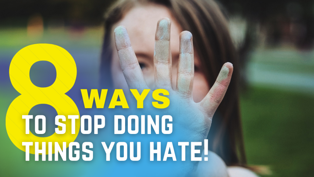 Global Teams - 8 things to stop doing things you hate